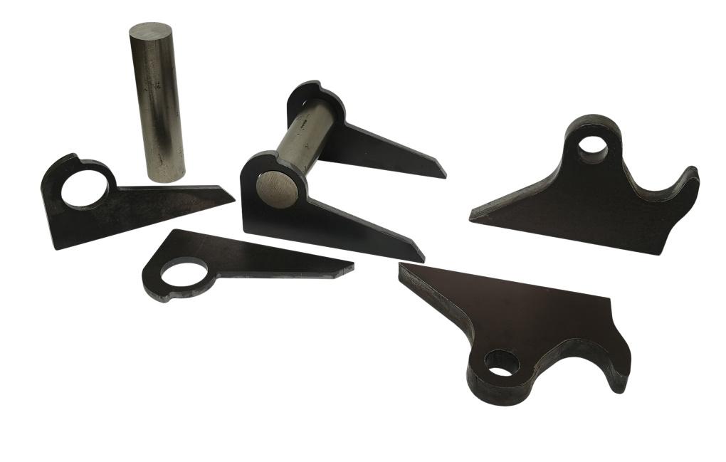 Koppelhaken für Mailleux MX Frontlader Bausatz